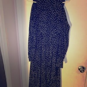 Style keepers after hours maxi dress